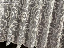 Kesz függöny Indas feher színű 500 cm szeles 280 cm magas