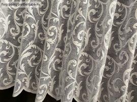 Kesz függöny Indas feher színű 500 cm szeles 290 cm magas