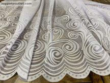 Készre vart függöny àrnyèkinda fehér színű 500 cm szeles 200 cm magas