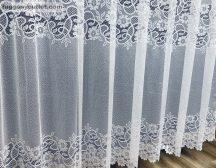 függöny Készre vartt zeyna fehér  színű 400cm szeles 250 cm magas