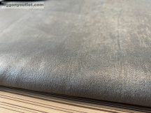 Kész  sötétitő függöny szoft szürke színű ( 2 db =140 cm széles 250 cm magas )