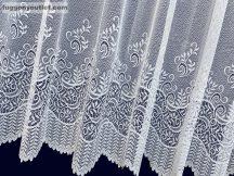 Készre vartt függöny Csiklenbik fehér színű 400 cm szeles 180 cm magas
