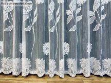 Készre vartt függöny nagymargaretta feher színű 500cm szeles 250cm magas 216031209