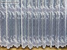Készre vart függöny zivatar fehér színű 300 cm szeles 180 cm magas